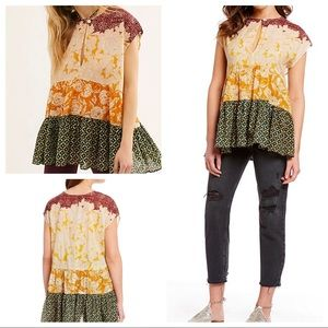 NWT Free People💕 Gotta Have You Tunic Marigold